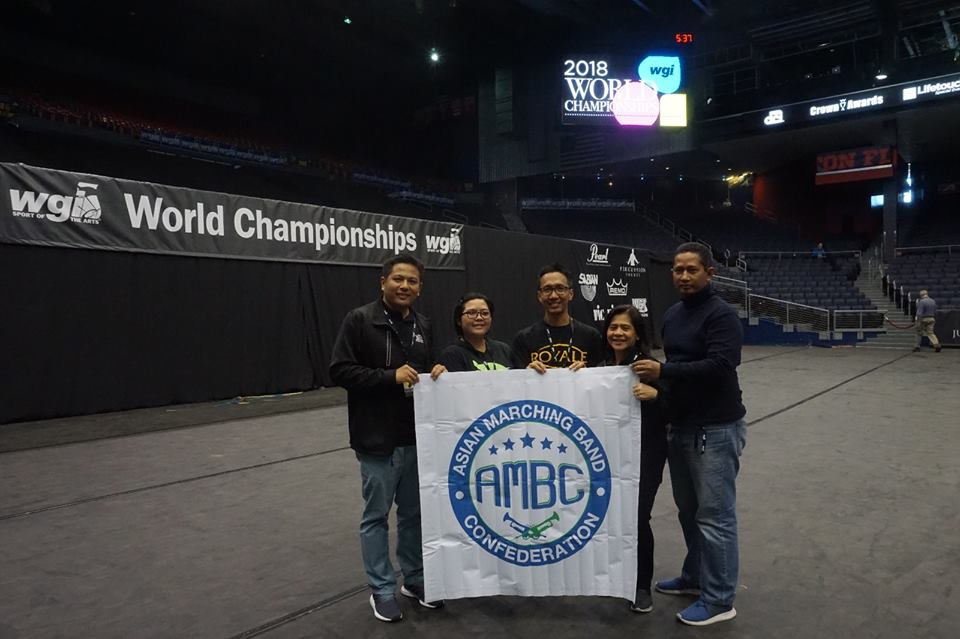WGI Signs Events in Asia