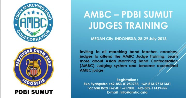 Batch #3 – AMBC Judge Training