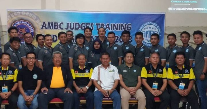 AMBC Judges Training (batch # 3)