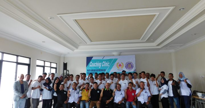 PDBI Kaltim Coaching Clinic