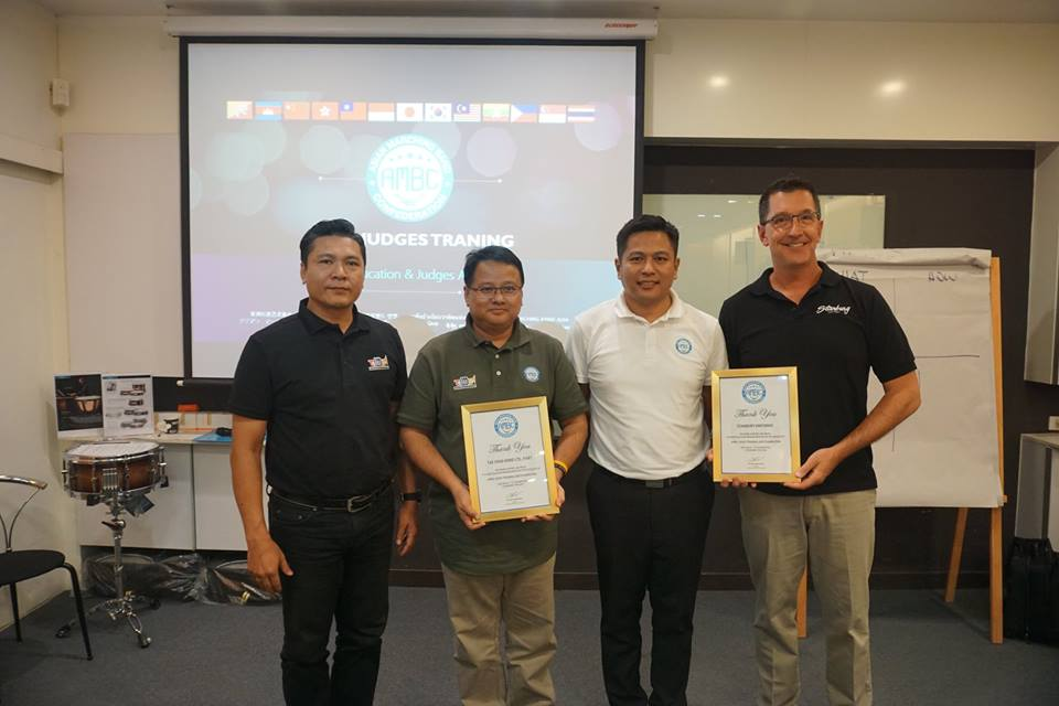 2018 AMBC Thailand Judge Training – Day 2
