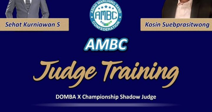 AMBC Judge Training, Batch Jakarta