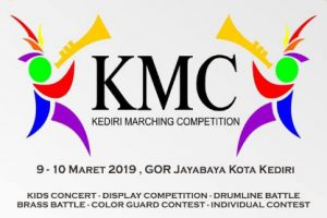 Kediri Marching Competition 2019