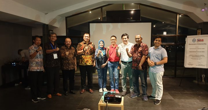 IMAA and AMBC Sign a Memorandum of Understanding in Pekanbaru