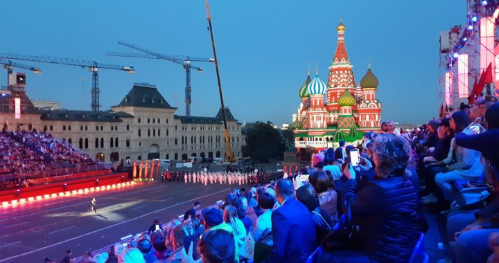 Spasskaya Tower Music Festival